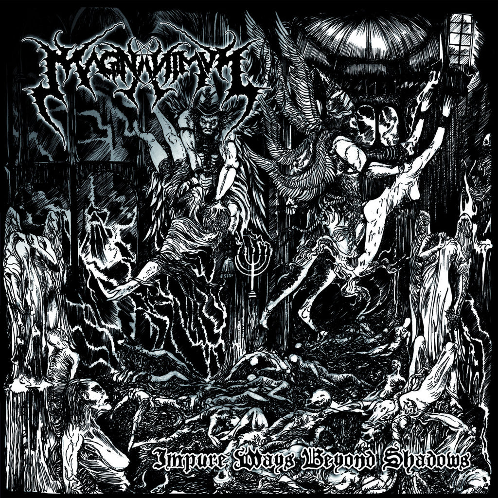 MAGNANIMVS - Impure Ways Beyond Shadows CD