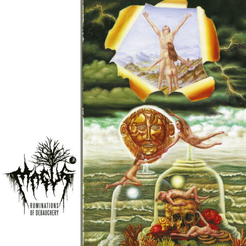 MAGUS - Ruminations Of Debauchery (digibook) CD (PREORDER)