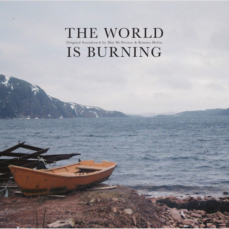 MAT MCNERNEY & KIMMO HELEN - The World is Burning CD