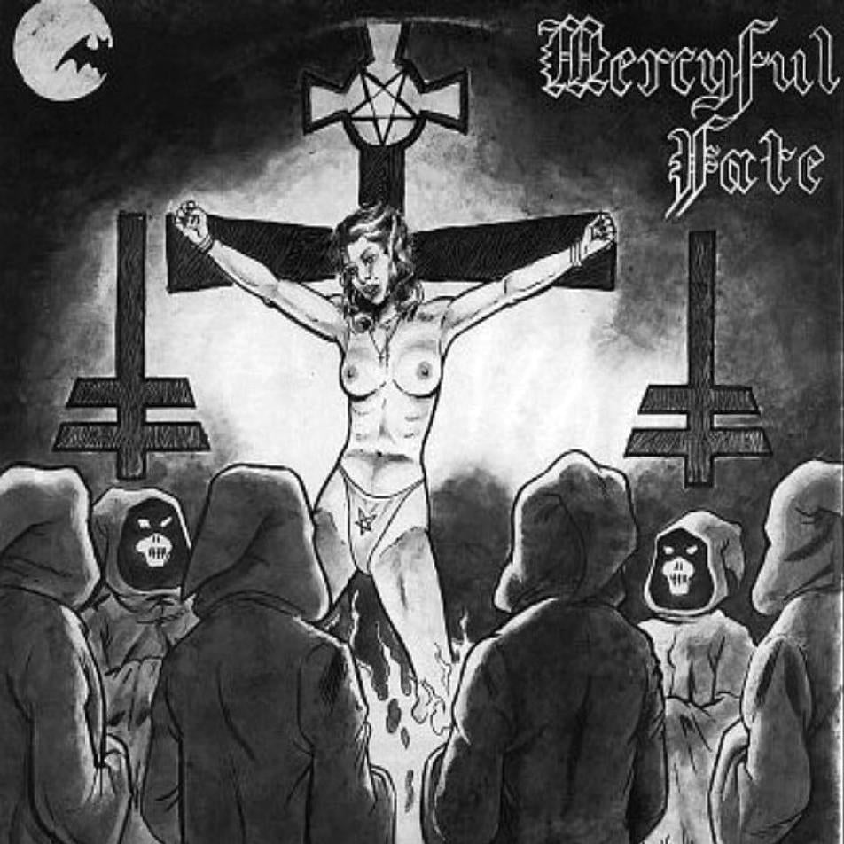 MERCYFUL FATE - Mercyful Fate MCD*