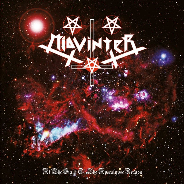 MIDVINTER - At The Sight Of The Apocalypse Dragon 2LP (PREORDER)
