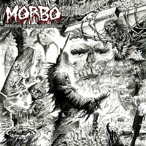 MORBO - Addiction To Musickal Dissection LP