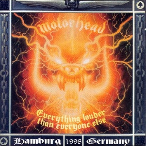MOTÖRHEAD - Everything Louder Than Everything Else 2CD