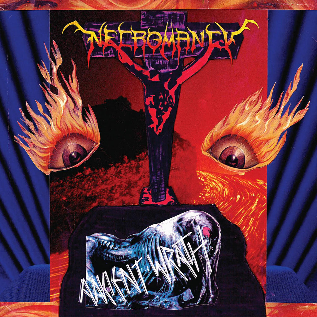 NECROMANCY - Ancient Wrath MCD
