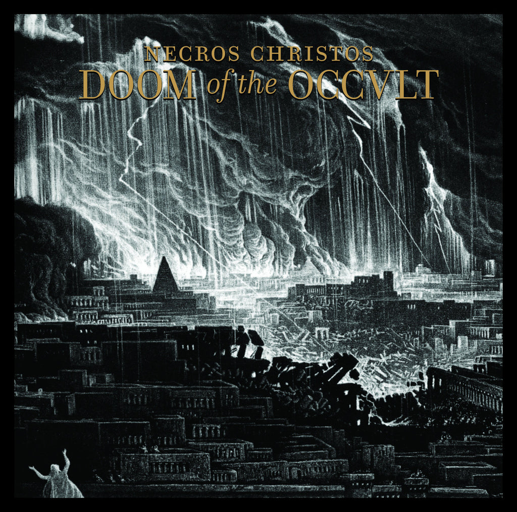 NECROS CHRISTOS - Doom Of The Occult CD
