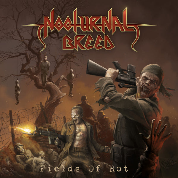 NOCTURNAL BREED - Fields Of Rot LP