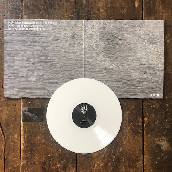 NÚLL - Entity LP (WHITE)