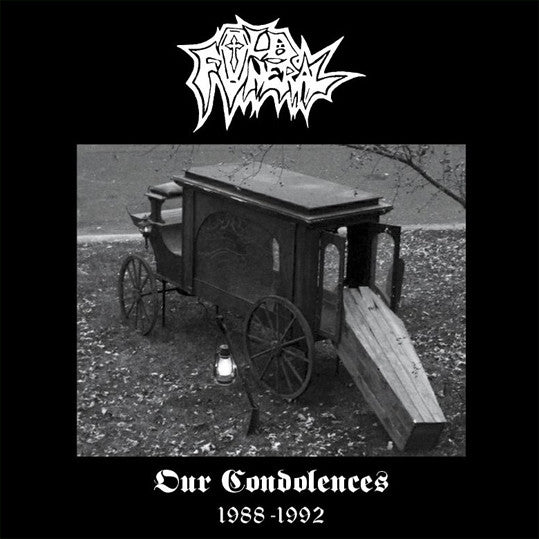 OLD FUNERAL - Our Condolences 1988-1992 2CD