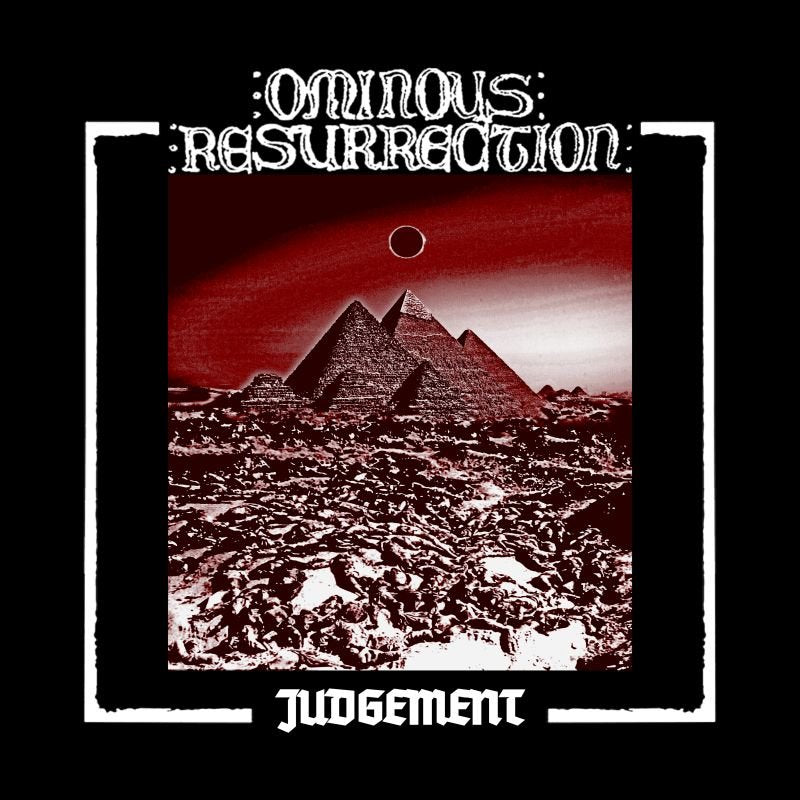 OMINOUS RESURRECTION - Judgement LP