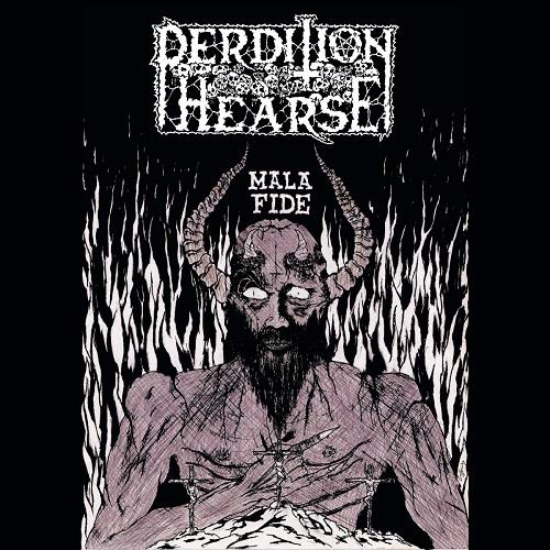 PERDITION HEARSE - Mala Fide LP