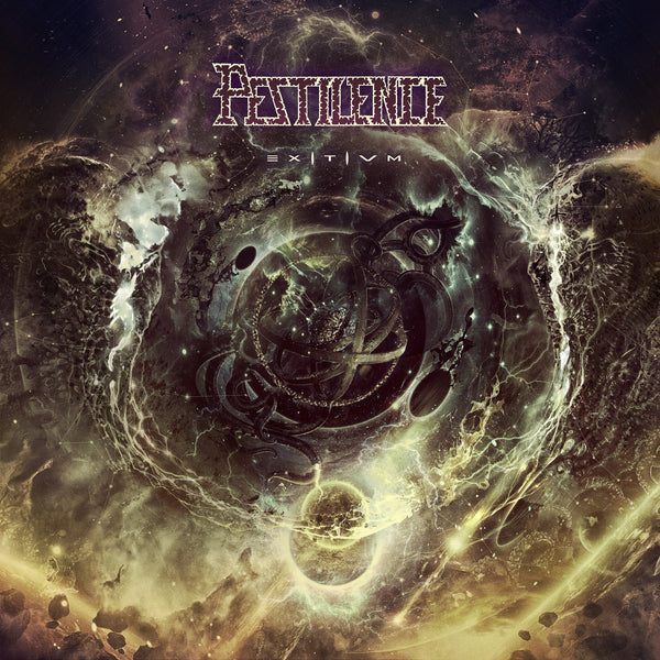 PESTILENCE - Exitivm CD BOX (PREORDER)