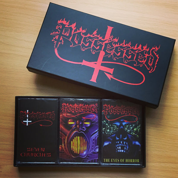 POSSESSED - The Tape Collection 3MC BOX