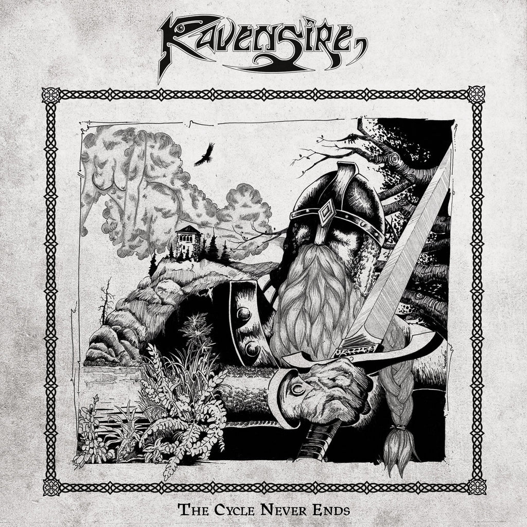 RAVENSIRE - The Cycle Never Ends LP