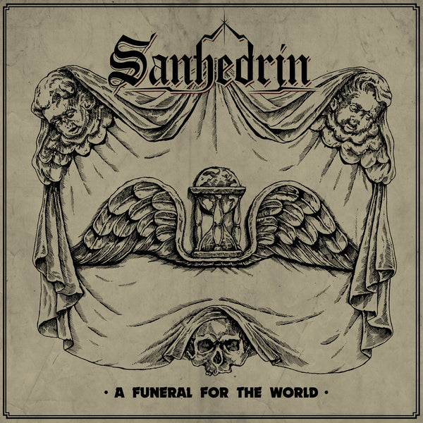 SANHEDRIN - A Funeral For The World LP