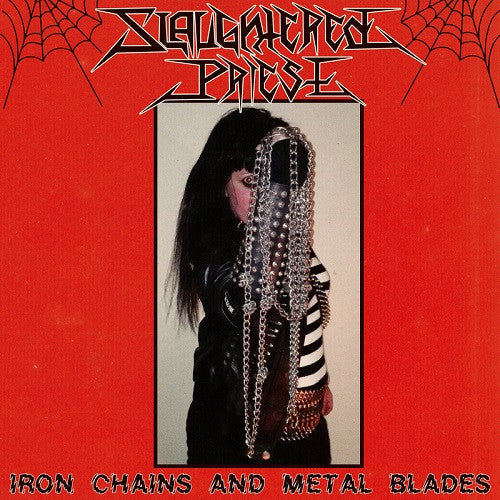 SLAUGHTERED PRIEST - Iron Chains and metal blades CD