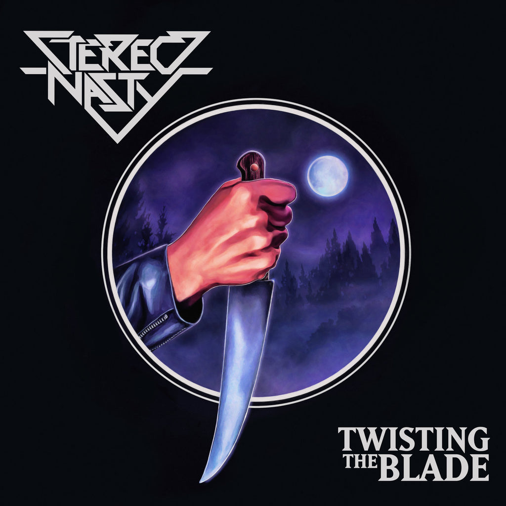 STEREO NASTY - Twisting The Blade LP