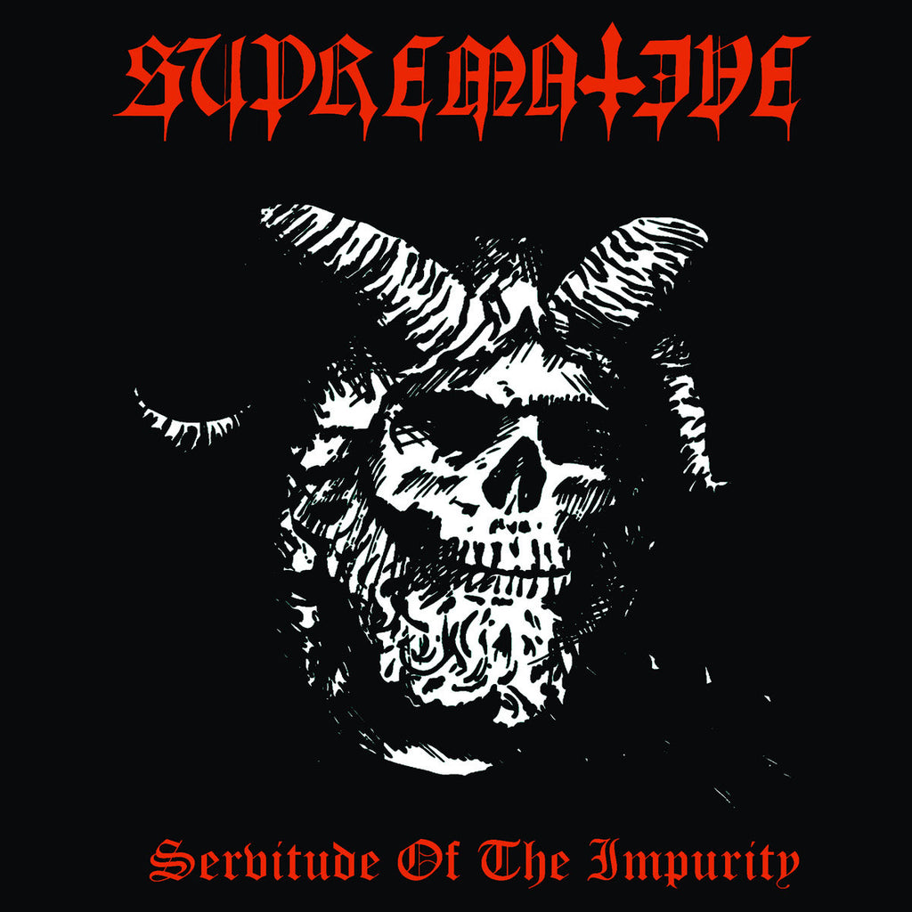 "SUPREMATIVE - Servitude Of The Impurity 7""EP"