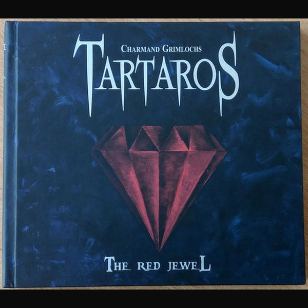 TARTAROS - The Red Jewel DIGIBOOK CD