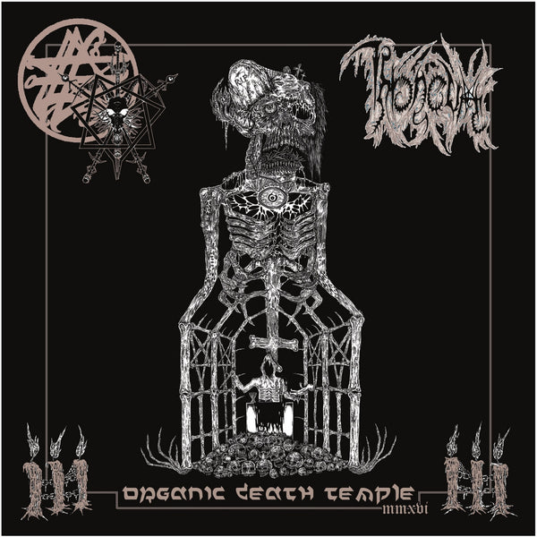 THRONEUM - Organic Death Temple MMXVI CD