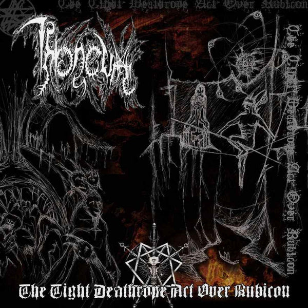 THRONEUM - The Tight Deathrope Act Over Rubicon CD