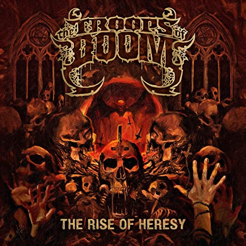THE TROOPS OF DOOM - The Rise of Heresy MCD w/PATCH