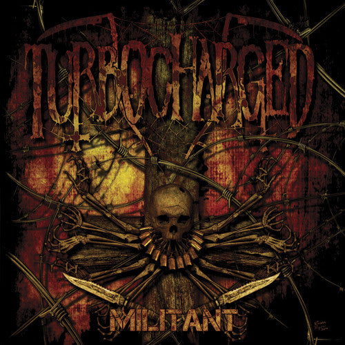 TURBOCHARGED - Militant LP