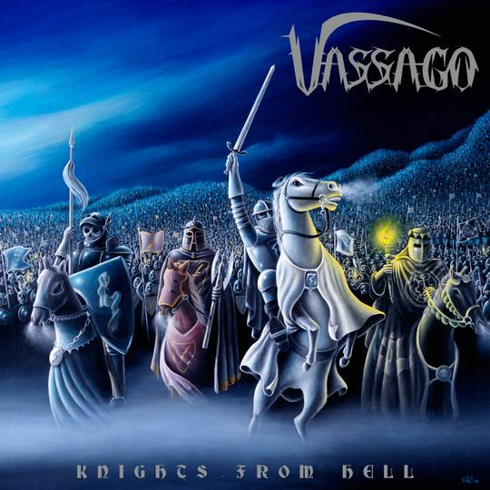 VASSAGO - Knights From Hell LP
