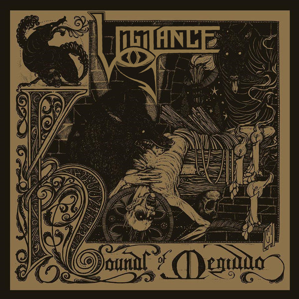VIGILANCE - Hounds Of Meggido LP