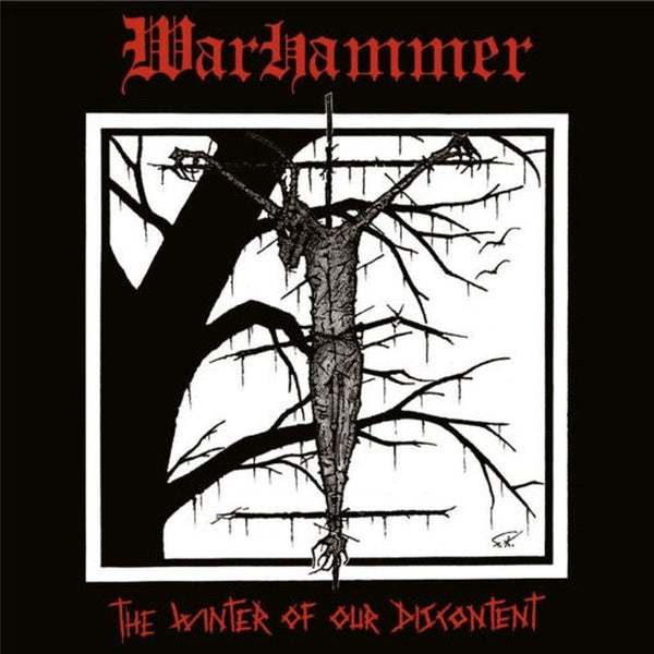 WARHAMMER - The Winter Of Our Discontent LP (WHITE) (PREORDER)
