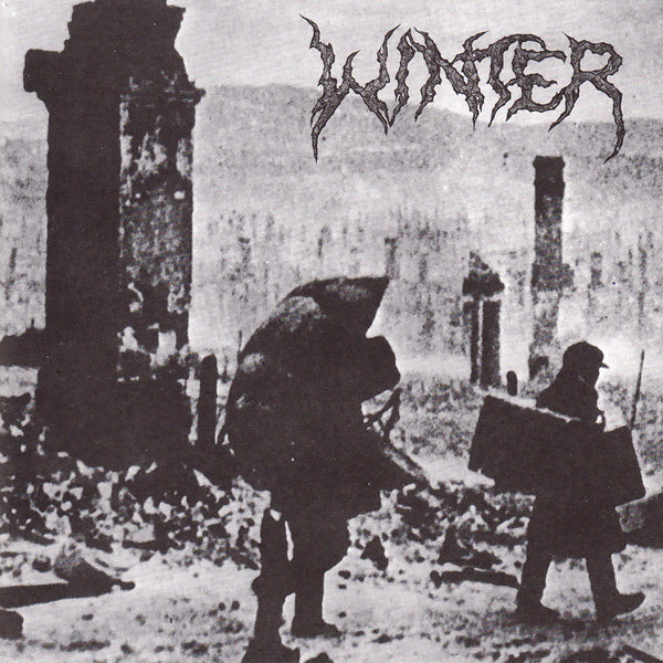 WINTER - Into Darkness 2LP