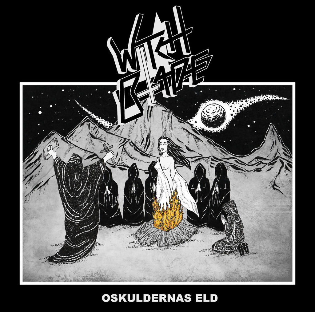 WITCH BLADE - Oskuldernas Eld LP