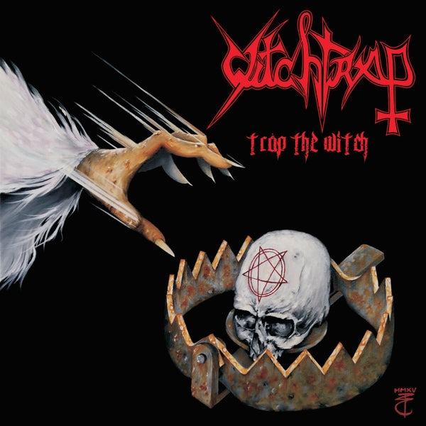 WITCHTRAP - Trap The Witch CD