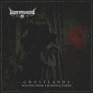 WORMWOOD - Ghostlands - Wounds From A Bleeding Earth CD
