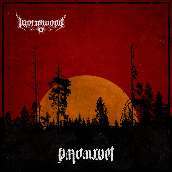 WORMWOOD - Nattarvet CD