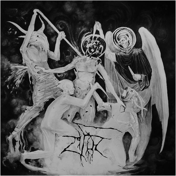 ZIFIR - Demoniac Ethics LP (BLACK)