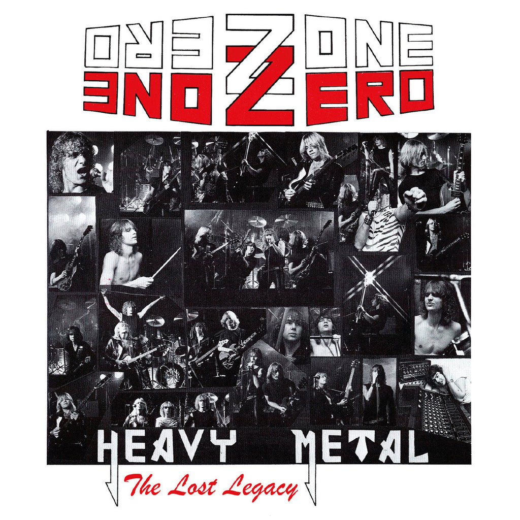 ZONE ZERO - The Lost Legacy 2CD