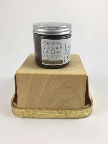 Face & Body Scrub - Nickel and Birch