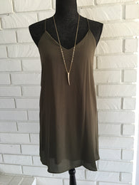 Lola Strappy Dress - Nickel and Birch