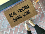 Funny Doormat / Best Friend Gift / Rude Doormat / Newlywed Doormat / Housewarming Gift - Nickel and Birch
