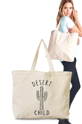 Screen Printed Tote Bag - Nickel and Birch