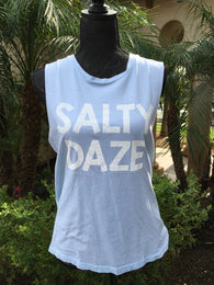Salty Daze Tank - Nickel and Birch