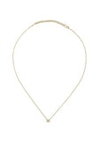 Purpose Jewelry Signature Necklace - Nickel and Birch