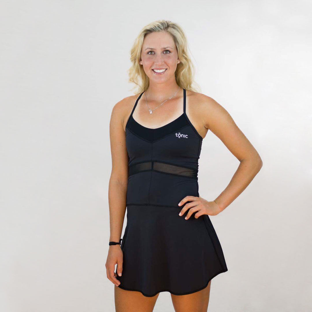 Tonic Active Tennis Tribe Member Ellie Halbauer