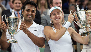 Martina Hingis Tonic Active Leander Paes