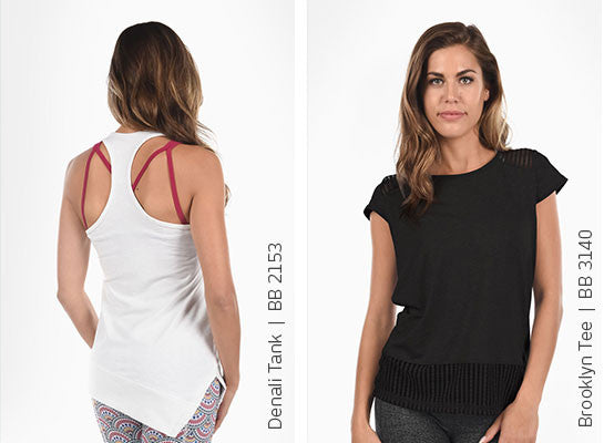 Tonic Active Lifestyle Tank Tops