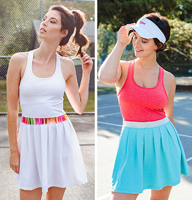 Tonic Active Backhand Dress Tennis