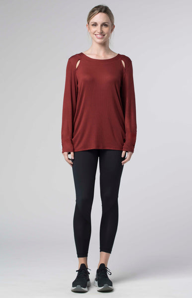 Melia long sleeve