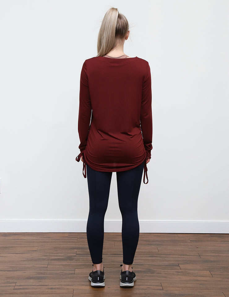 Draw Long Sleeve Shirt