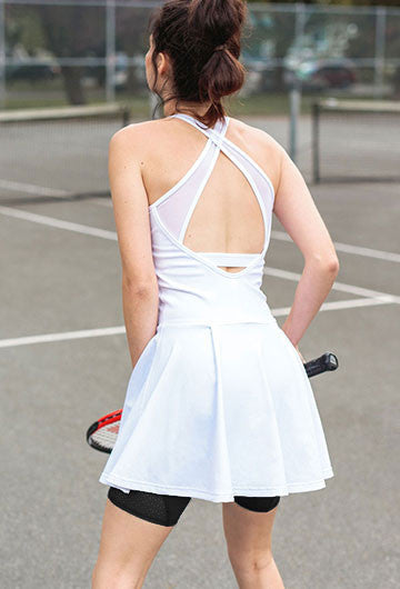 Crosscourt Dress