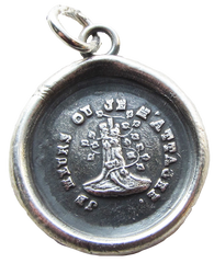 Attached until death wax seal meaning